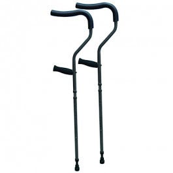 Millenial Ergonomic Crutches
