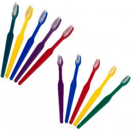 Disposable Toothbrushes