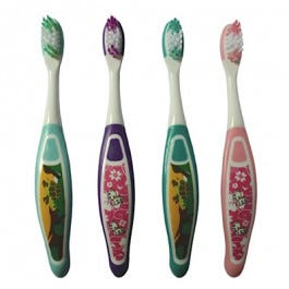 Cartoon Character Toothbrush Stage 1, 144/Case