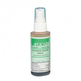 Povidone Iodine Spray 2 oz. Spray