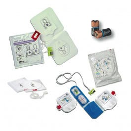 AED Plus Pads and Battery