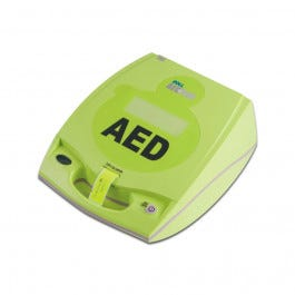 Zoll AED Plus  with Soft Case and Rx - Fully Automatic