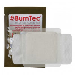 "Burntec Burn Dressing, 2.5"" x 5"""