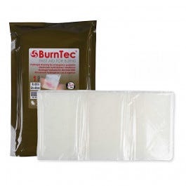"Burntec Burn Mask, 12"" x 16"""