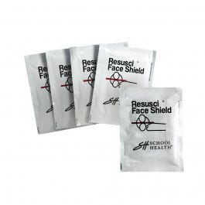 School Health Face Shields 50/Box