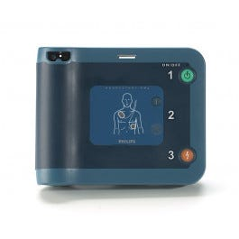 Philips AED Device FRx Semi-Auto with Ready Pak