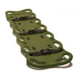 Laerdal BaXstrap Spineboard, Green