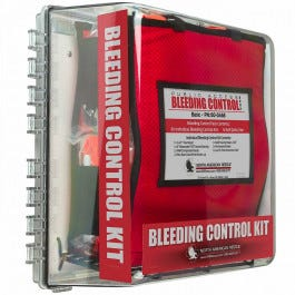 North American Rescue Bleeding Control Station, Vacuum Sealed - Intermediate