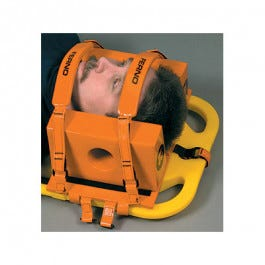 Head Immobilizer For All Stretchers