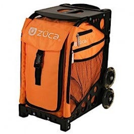 SecurEvac Crush-Resistant Easy-Roll ALL-HAZARDS Disaster & Emergency Cart [Empty] (31555)