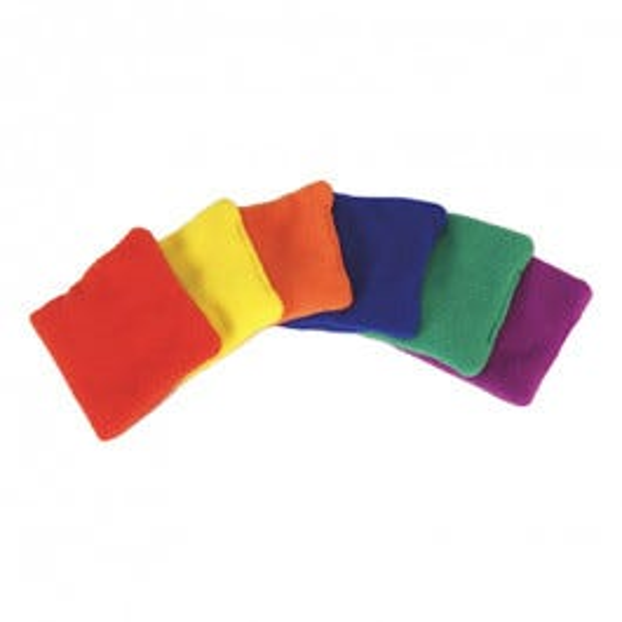 Square Fleece Bean Bags