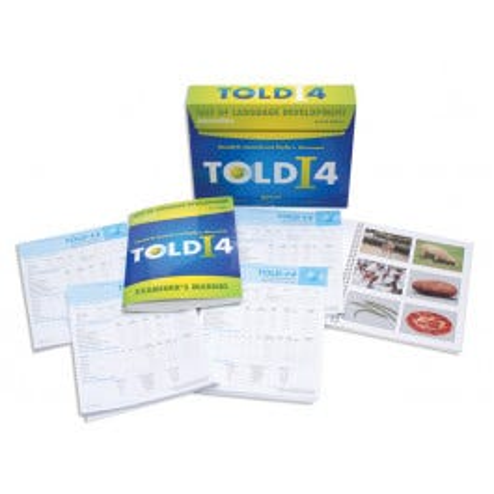 TOLD-I:4 Test of Language Development: Intermediate