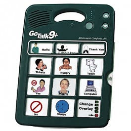 Attainment GoTalk 9+