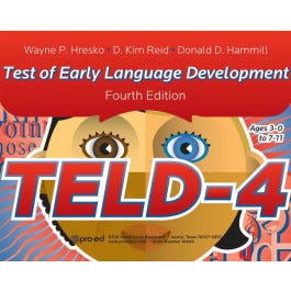 TELD-4: Test of Early Language Development