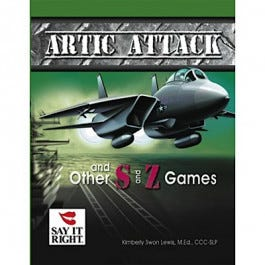 Artic Attack and Other S & Z Games
