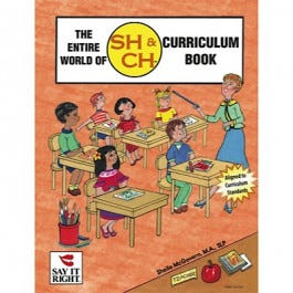 The Entire World of SH & CH Curriculum Book