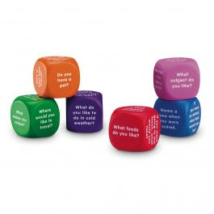 Conversation Cubes