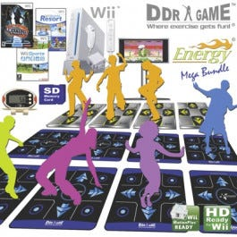 Nintendo Wii Super Group Fitness for a Class Packages (8 Users)