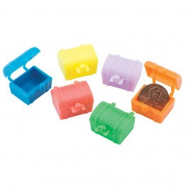 Lucky Tooth Treasure Chests