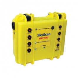 SkyScan EWS-PRO Lightning Detection and Early Warning System