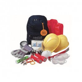 LifeSecure SEARCH and RESCUE Team Kit