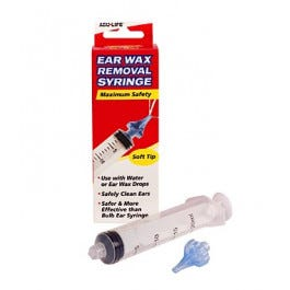 Ear Wax Removal Syringe
