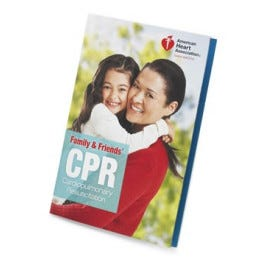 Family & Friends CPR Student Manual