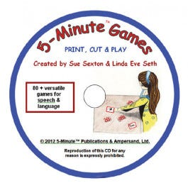 5 Minute Games