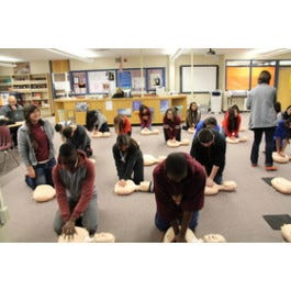 American Heart Association CPR in Schools Training Kit Replacement Products