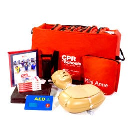 American Heart Association CPR in Schools Training Kit