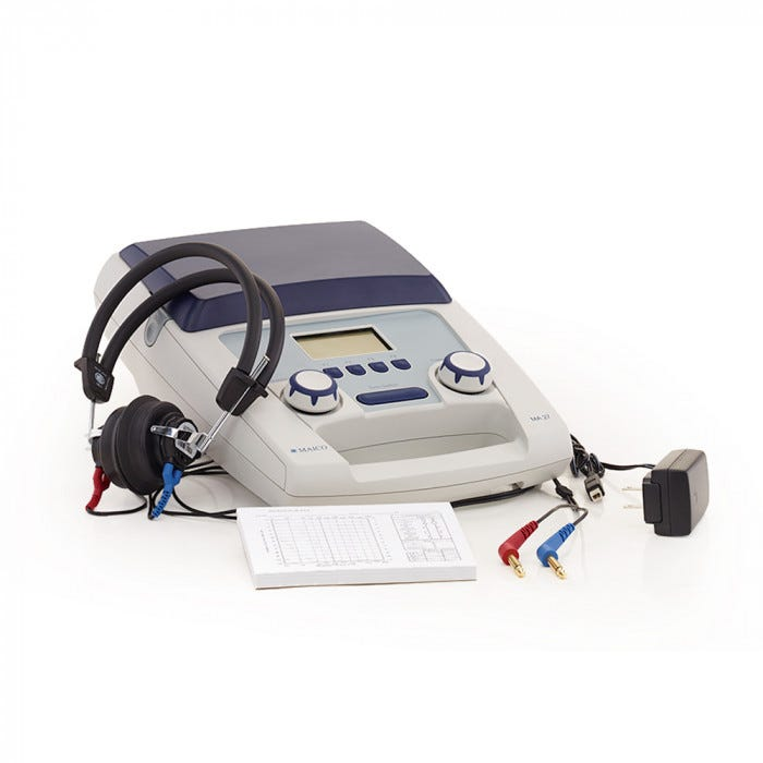 Maico Digital Air Conduction Audiometer