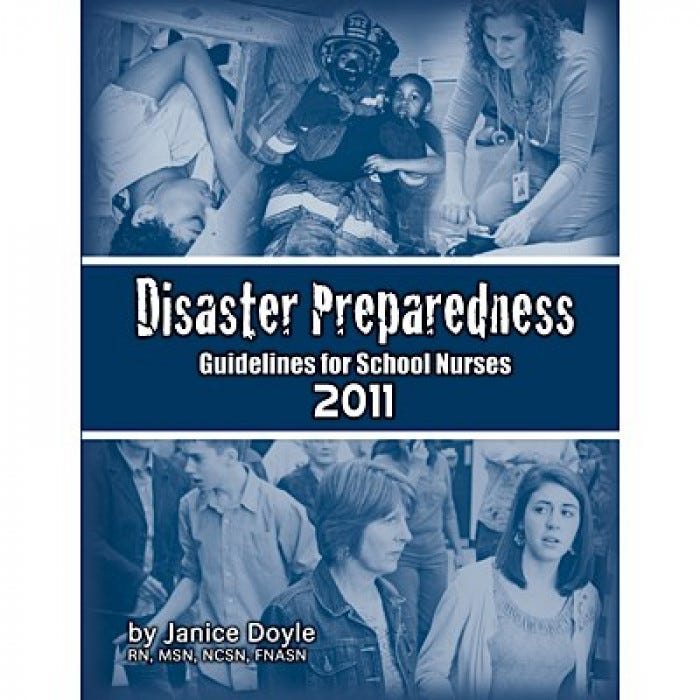 Disaster preparedness guidelines