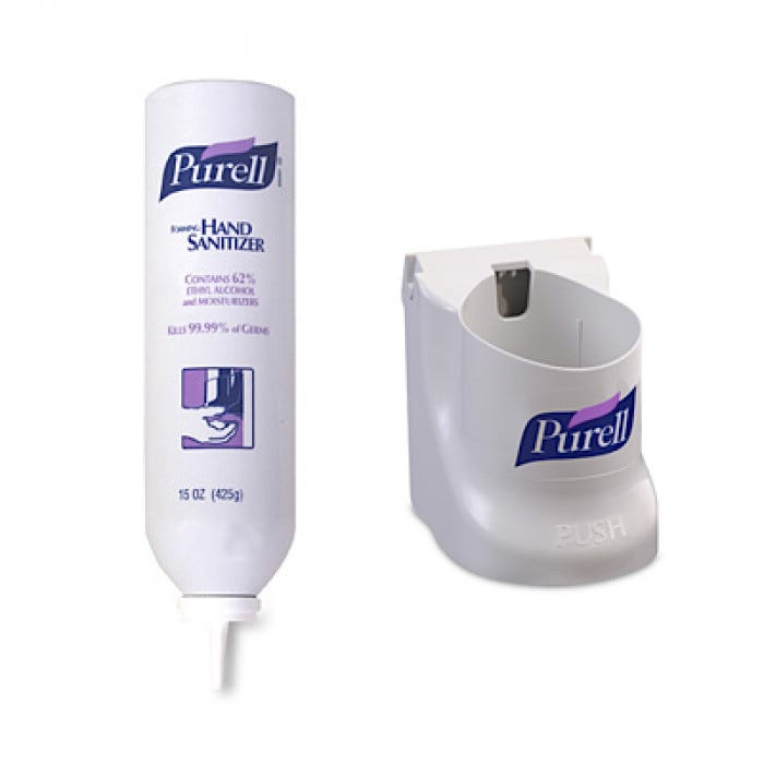Purell Foaming Hand Sanitizer 15 Oz