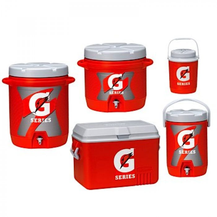 Gatorade Cooler 10 Gallon