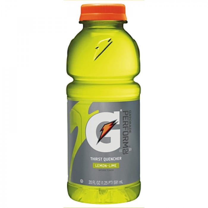 Gatorade Bottle In Vagina
