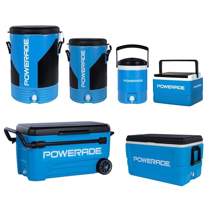 Powerade Coolers Coolers Hydration Hydration