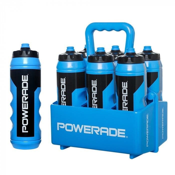 Powerade 32 Oz Bottle Squeeze Bottles Hydration