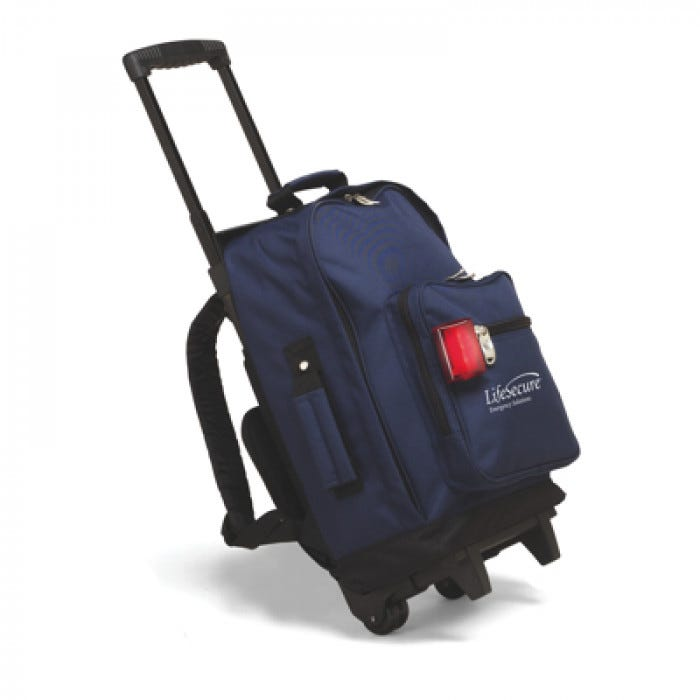 40755714c0b7 Easy-Roll Backpack with LED Safety Signal