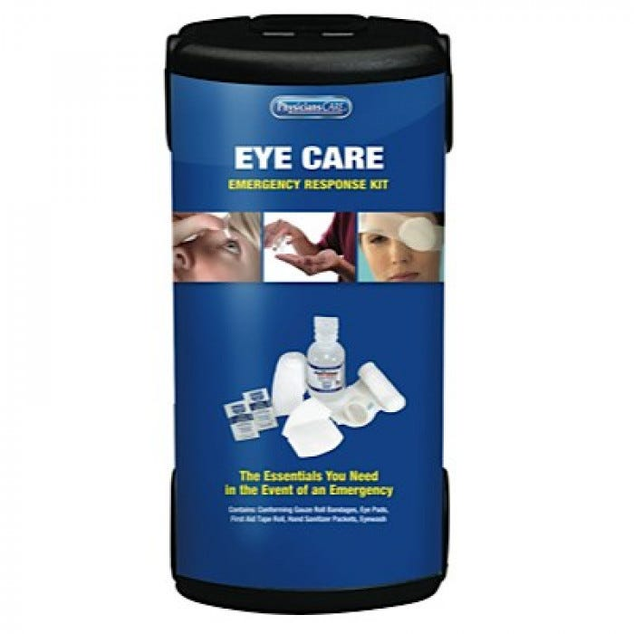 Physicians Care Brand Eye Care Emergency Response Kit
