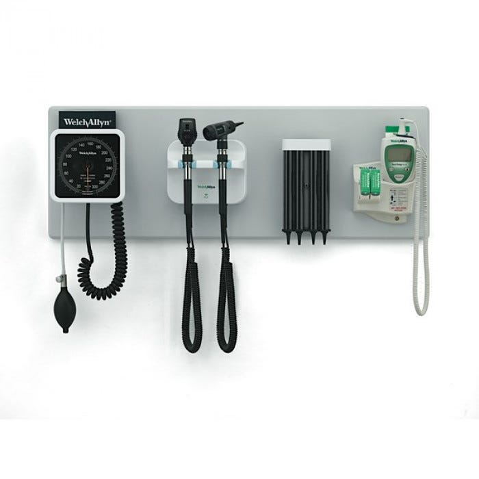76791 M Welch Allyn Integrated Diagnostic System With