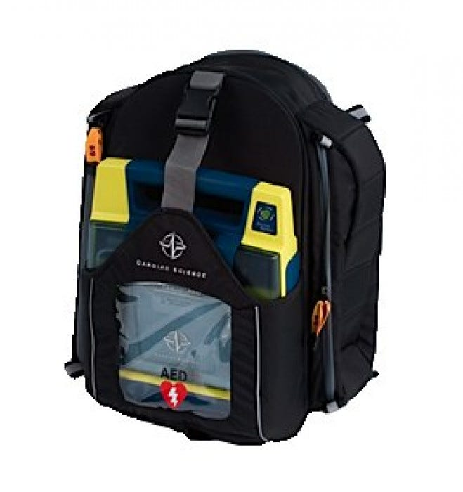 Cardiac Science Aed Rescue Backpack