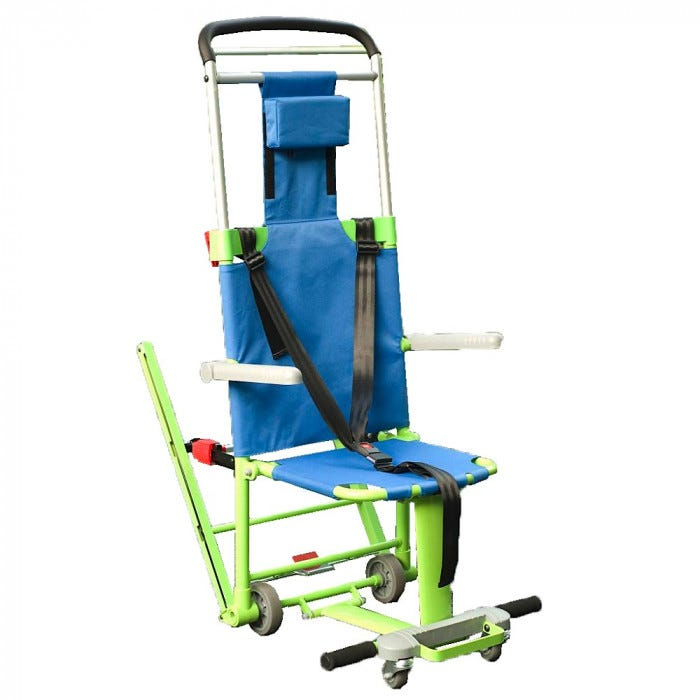 Evacusafe Excel Evacuation Chair - EvacuSafe - Evacuation Chairs ...