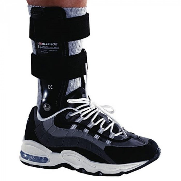 81e2767938f Bledsoe Ultimate Ankle Braces - Hinged Ankle Brace - Foot & Ankle ...