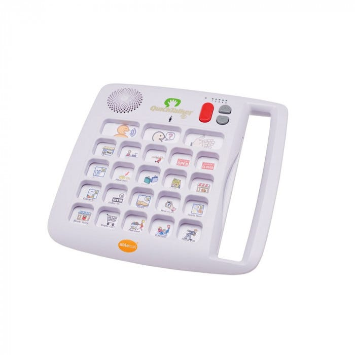 special education augmentative communication What is aac augmentative and alternative communication (aac) includes all forms of communication (other than oral speech) that are used to express thoughts.