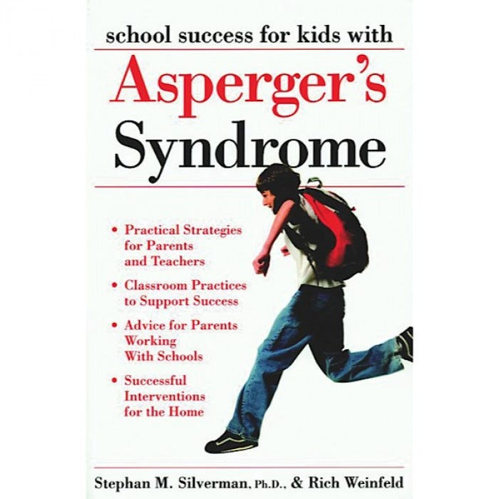 School Success For Kids With Asperger S Syndrome Autism