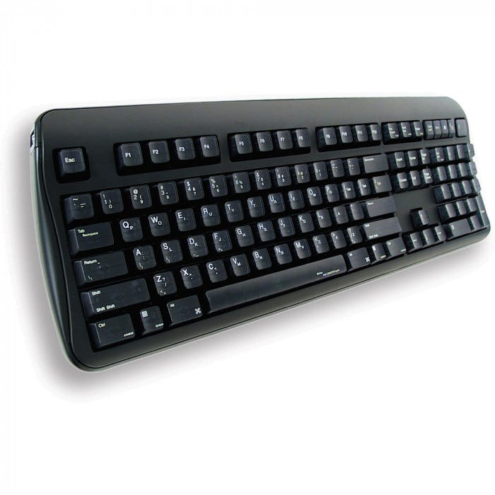 half qwerty 508 keyboard one hand keyboards computer tablet access special education. Black Bedroom Furniture Sets. Home Design Ideas