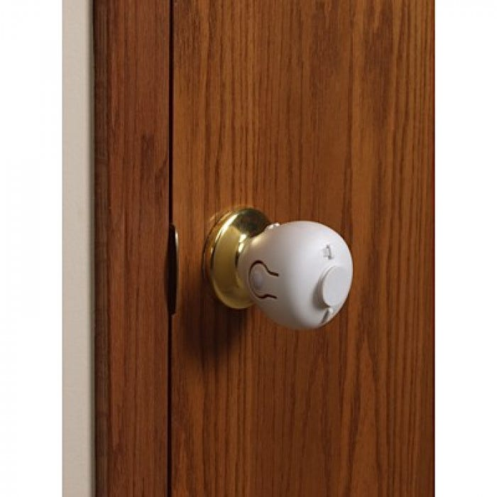 Superb Door Knob Cover With Key Hole Cover, 2/Package