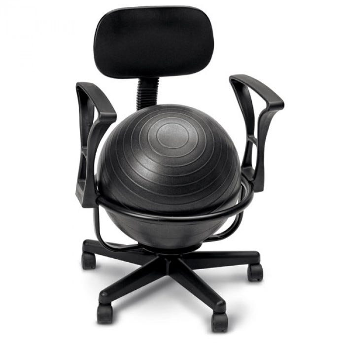 Cando Metal Ball Chairs Positioning Gross Motor Play