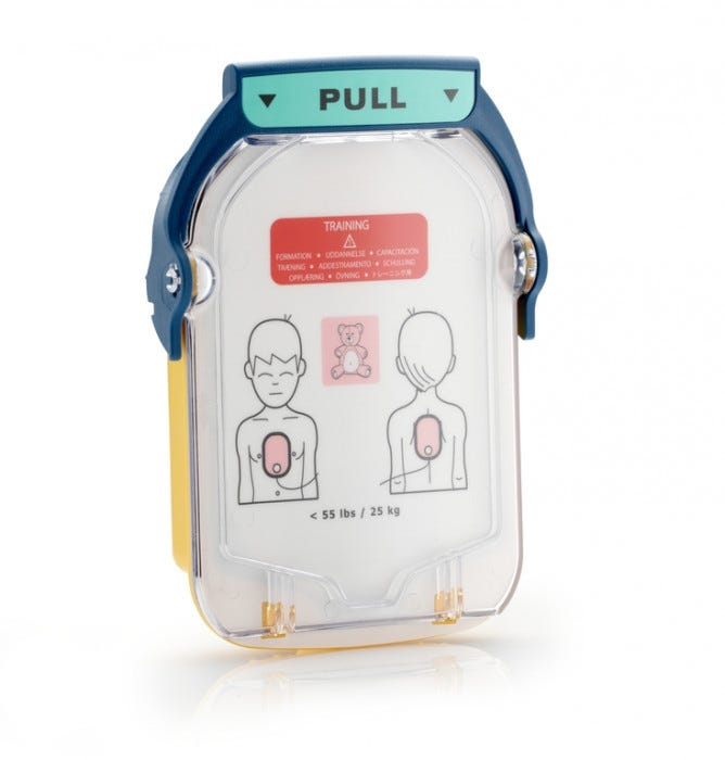 Philips HeartStart Infant/Child SMART Pads (M5072A)