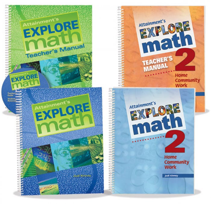 Explore Math Instruction Mathematics Subjects Learning